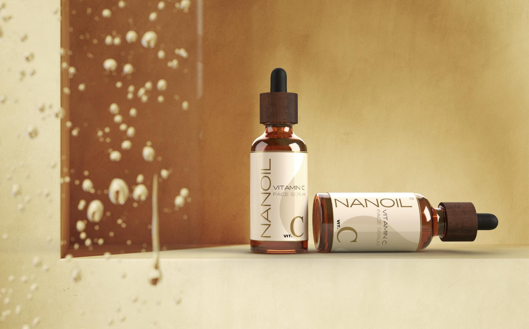 Czy polecam serum do twarzy z witaminą C firmy Nanoil?